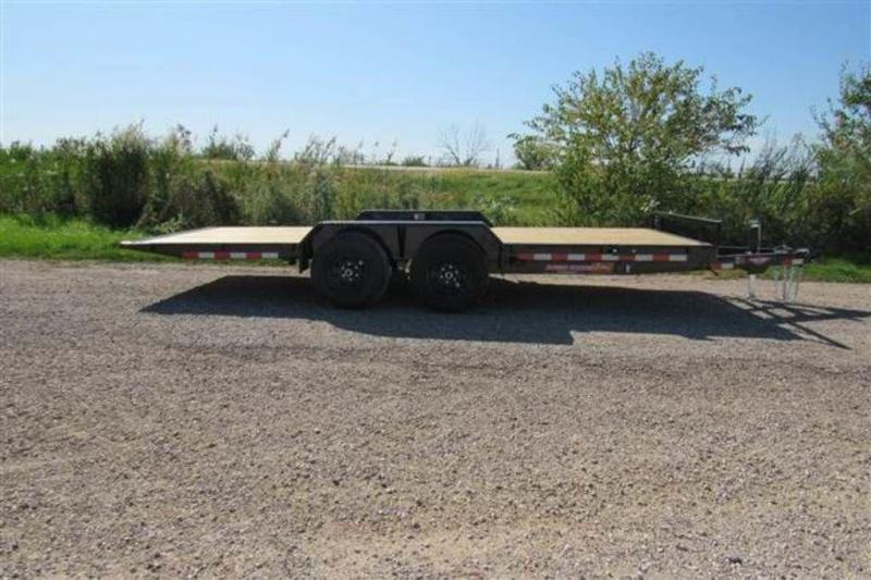 "2020 H and H Trailers 82"" x 18' MX SPEEDLOADER 10K"