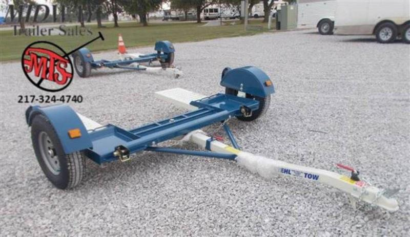 2020 Stehl Tow 8 X 4' Tow Dolly SA BP