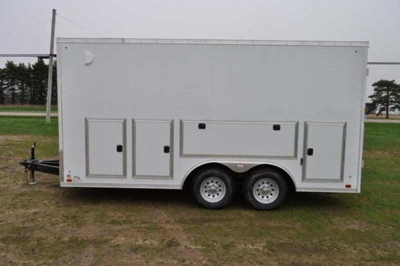 2020 Discovery 8.5 x 16 Enclosed 10K Tool Trailer For Sale