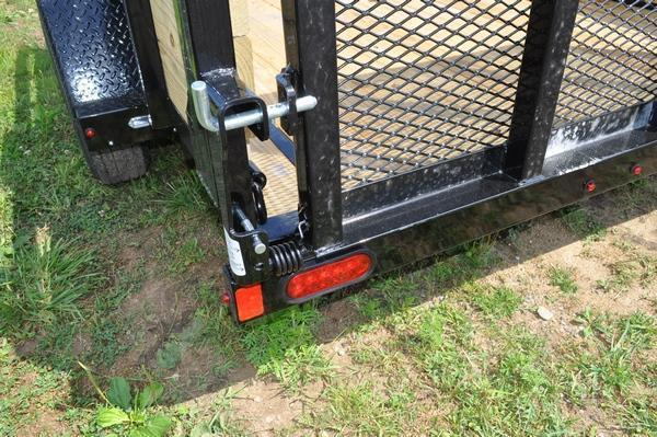 2020 Sure-Trac 6 x 10 3 Board High Utility Trailer For Sale