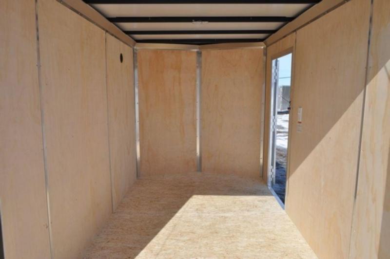 2019 Haul-It 6 x 10 Enclosed Cargo Trailer For Sale