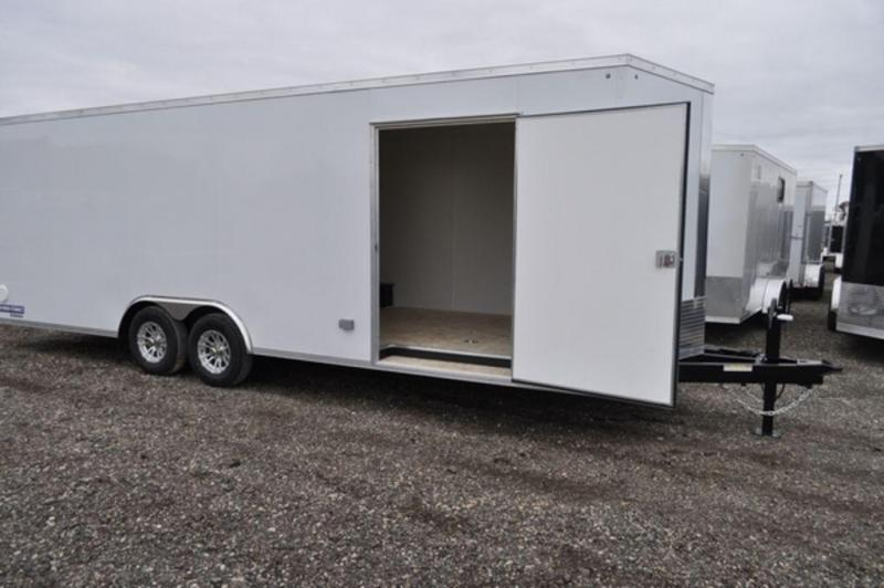 2019 Sure-Trac 8.5 x 24 Enclosed Loaded Car Trailer For Sale