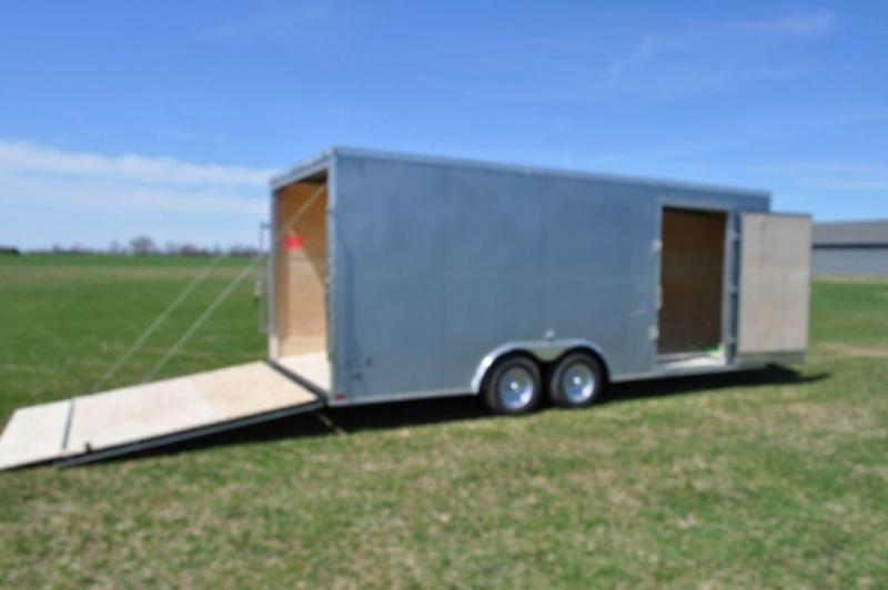2020 Stealth 8.5 x 20 Wedge Nose Car Trailer For Sale