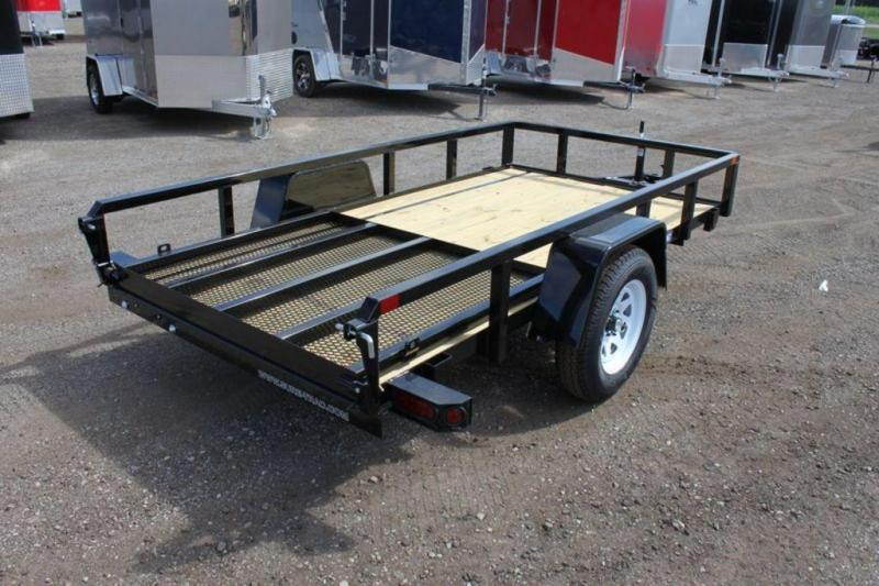 2020 Sure-Trac 5 x 10 Tube Top Utility Trailer For Sale