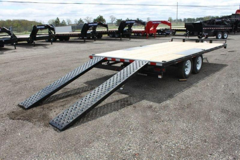 2019 Sure-Trac 8.5 x 16 10K Deckover Trailer For Sale