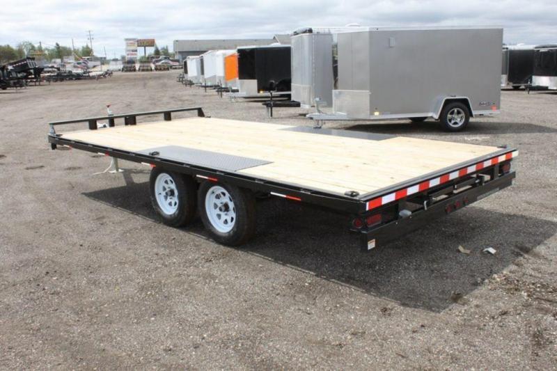2019 Sure-Trac 8.5 x 16 10K Deckover Trailer For Sale