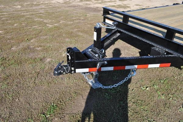2020 Sure-Trac 7 x 24 H.D. 14K Equipment Trailer For Sale