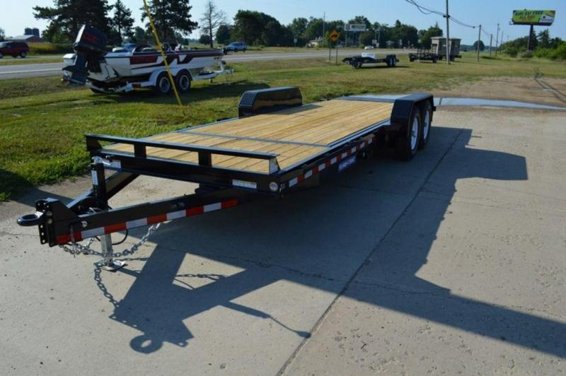 2019 Sure-Trac 7 x 22 HD Tilt Equipment Trailer For Sale