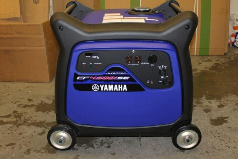 2019 Yamaha Generator 4500IS for Sale Awesome Generators!!!