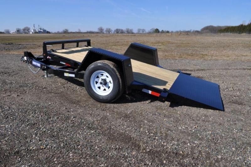 "2018 Sure-Trac 62"" x 10' Tilt Trailer For Sale"