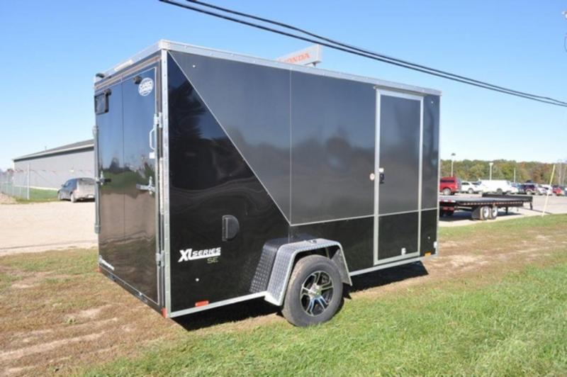 2018 Cargo Express 6 x 12 Enclosed Two Tone Cargo Trailer for Sale