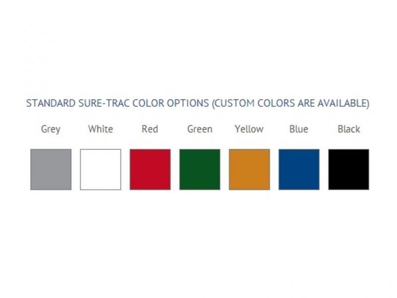 2019 Sure-Trac 8.5 x 20 Light Duty 10K Deckover Trailer For Sale