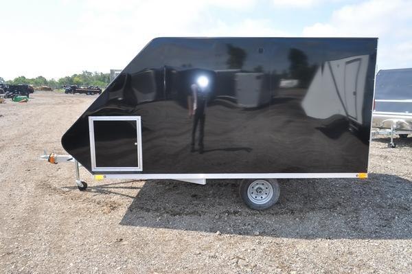 2020 Sport Haven 12' Standard Hybrid Snowmobile Trailer For Sale