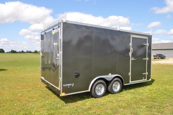 2020 Stealth Trailers 8.5 x 16 Enclosed 10K Cargo Trailer For Sale