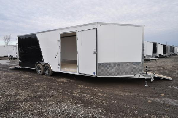 2021 Stealth Trailers All Aluminum 8.5 x 24 + 5 Combo  Car / Racing Trailer For Sale