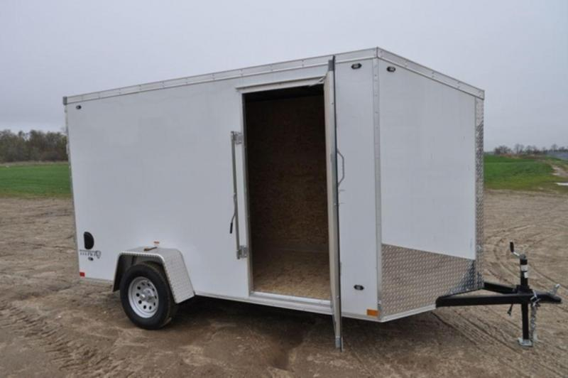 2020 Stealth 6 x 12 Enclosed Cargo Trailer For Sale
