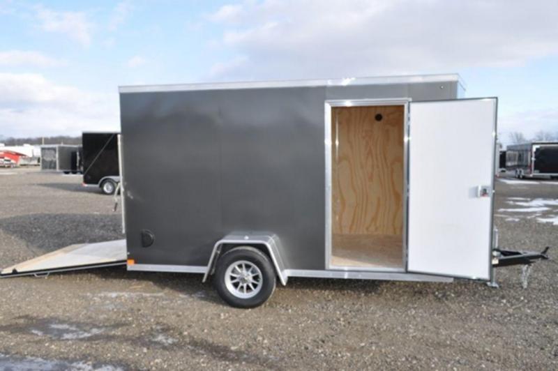 2019 Haul-It 6 x 12 Enclosed Cargo Trailer for Sale in Michigan!!