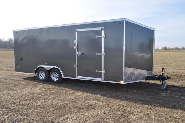 2020 Stealth Trailers 8.5 x 20 Wedge Nose Car / Racing Trailer For Sale