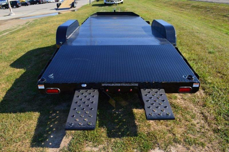 "2019 Sure-Trac 82"" x 20' Steel Deck Car Trailer For Sale"