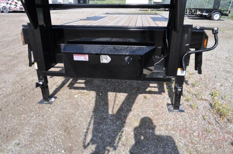 2018 Sure-Trac 8.5 x 22 Power Tilt Gooseneck Trailer For Sale