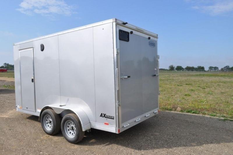 2018 Cargo Express 7 x 14 Tandem Axle All Aluminum Cargo Trailer For Sale
