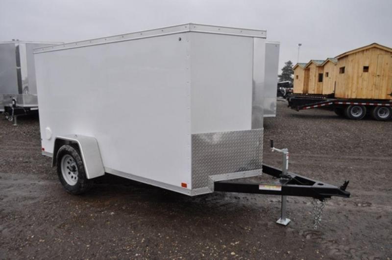 2019 Haul-It 5 x 10 Enclosed Cargo Trailer For Sale