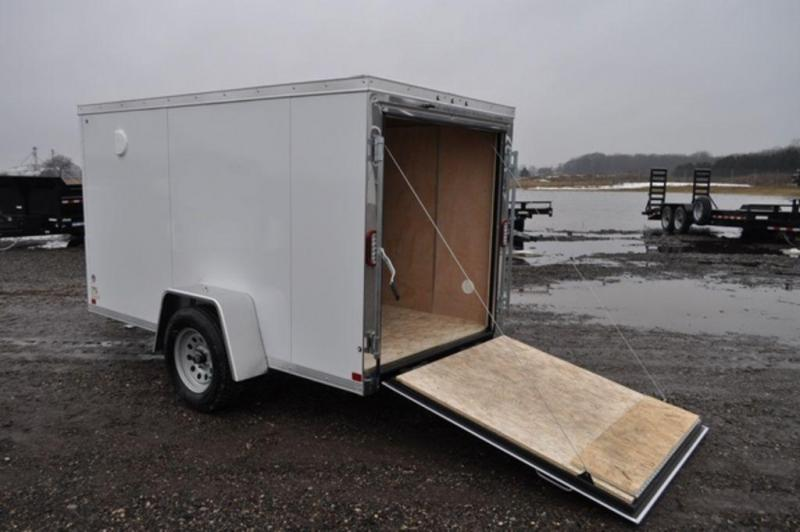 2019 Haul-It 5 x 10 Enclosed Cargo Trailer For Sale