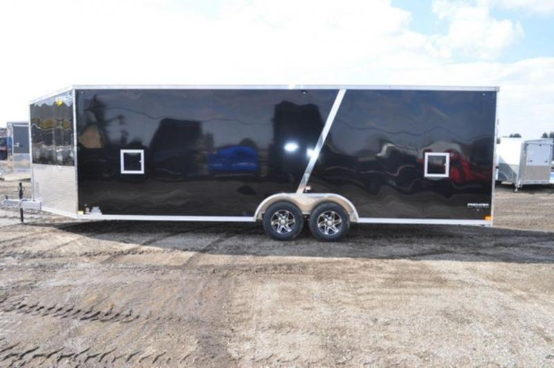 2020 All Aluminum Stealth 8.5 x 29 Enclosed 10K Car/Combo Trailer For Sale