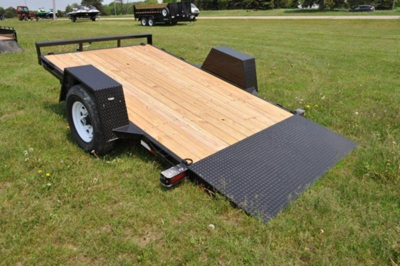 "2019 Sure-Trac 78"" x 12 HD Tilt Equipment Trailer"