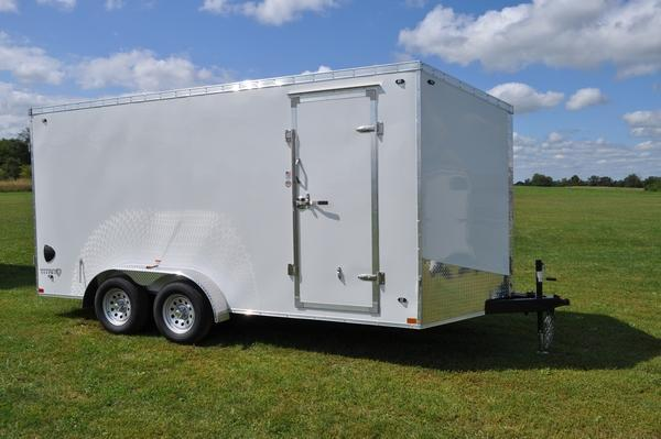 2020 Stealth Trailers 7 x 16 Enclosed Cargo Trailer For Sale