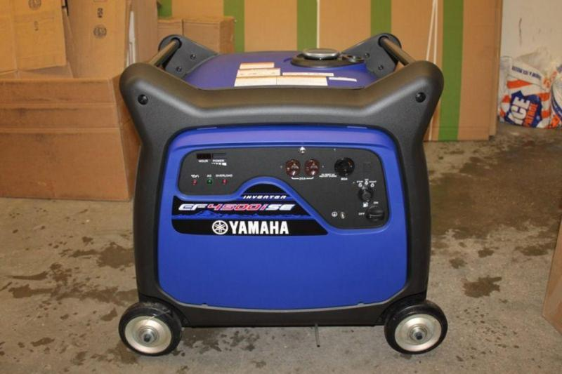 2019 Yamaha Huge Generator Sale!! Super Quiet!