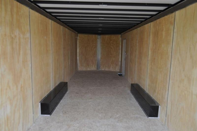 2019 Haul-It 8.5 x 28 Enclosed 14K Car Trailer For Sale