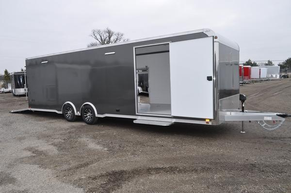 2020 inTech Trailers 8.5 x 28 Enclosed LOADED!! Car / Racing Trailer For Sale