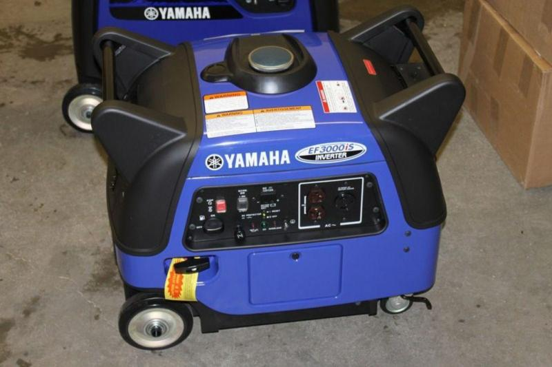 2019 Yamaha Huge Selection of Generators