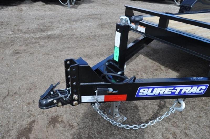2019 Sure-Trac 7 x 16 HD 10K Tilt Equipment Trailer For Sale