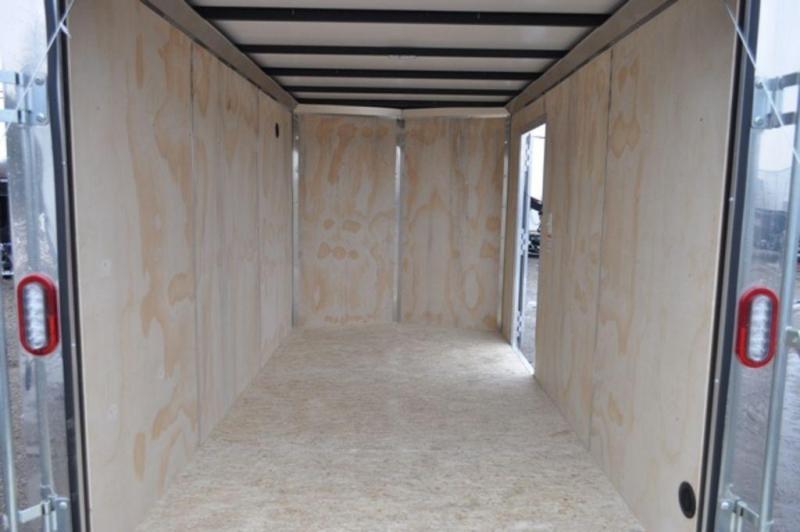 2019 Haul-It 6 x 12 Enclosed Cargo Trailer For Sale