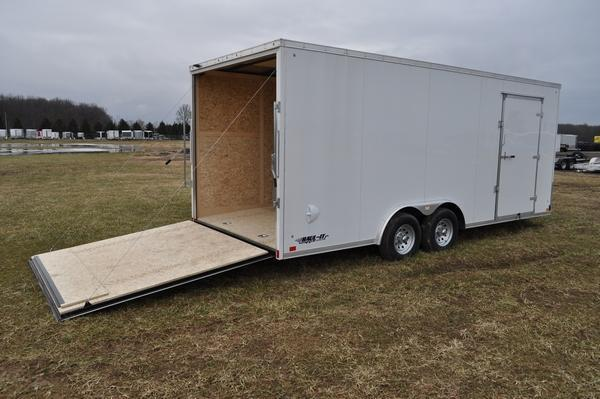 2020 Discovery Trailers 8.5 x 20 Wedge Nose Car / Racing Trailer For Sale