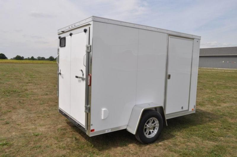 2019 Haul-It 6 x 10 Enclosed Cargo Trailer For Sale