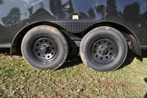 2020 Stealth Trailers 7 x 16 Enclosed Enclosed Cargo Trailer For Sale