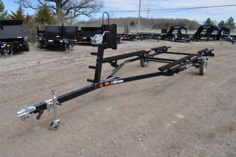 2019 Yacht Club 18 - 20 Float On Pontoon Trailer For Sale