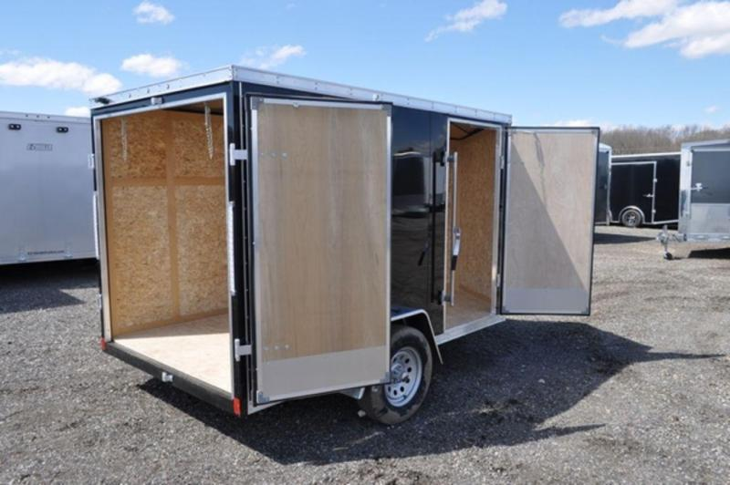 2020 Discovery 6 x 10 Enclosed Cargo Trailer w/ Barn Doors For Sale