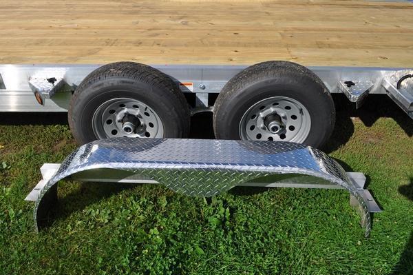 "2020 Haul-it 82"" x 24' Open All Aluminum Car / Racing Trailer For Sale"