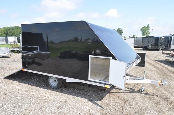2020 Sport Haven 12' Standard Hybrid Snowmobile Trailer For Sale