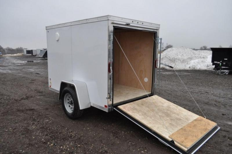 2019 Haul-It 5 x 8 Enclosed Cargo Trailer For Sale
