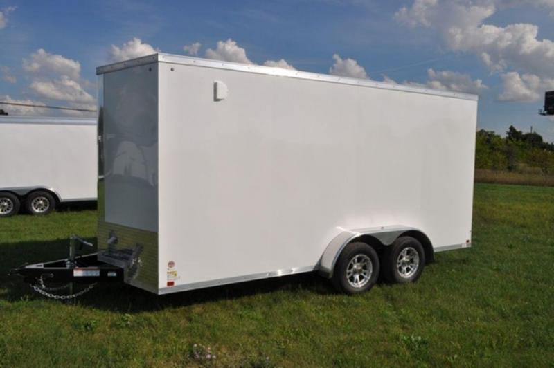 2019 Haul-It 7 x 16 Enclosed Cargo Trailer For Sale