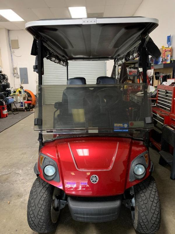 2013 Yamaha Golf Cart