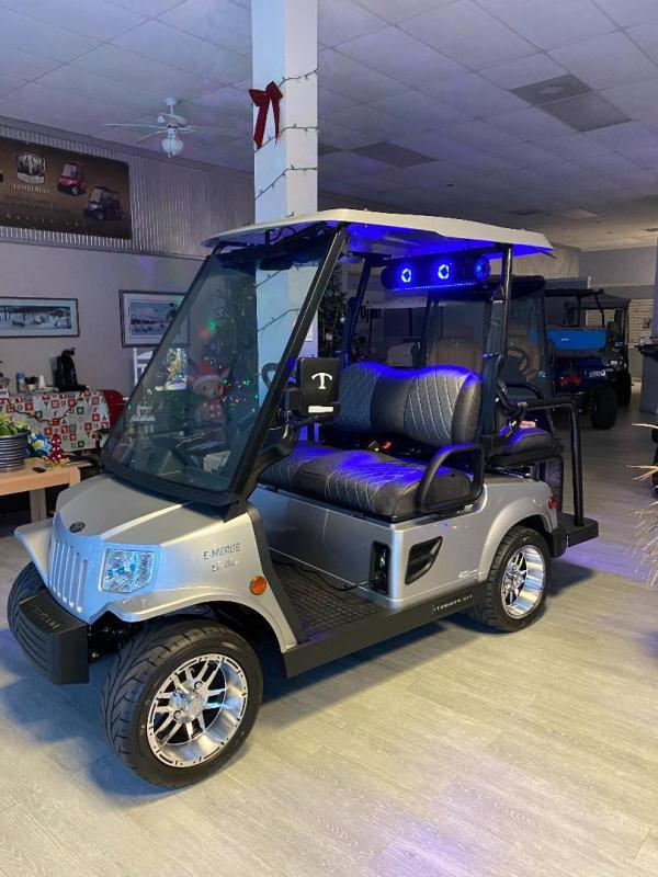 2020 Tomberlin E-Merge LE-AC Golf Cart
