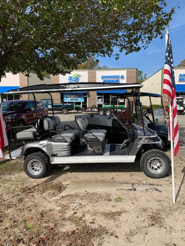2005 E-Z-GO EZGO Golf Cart