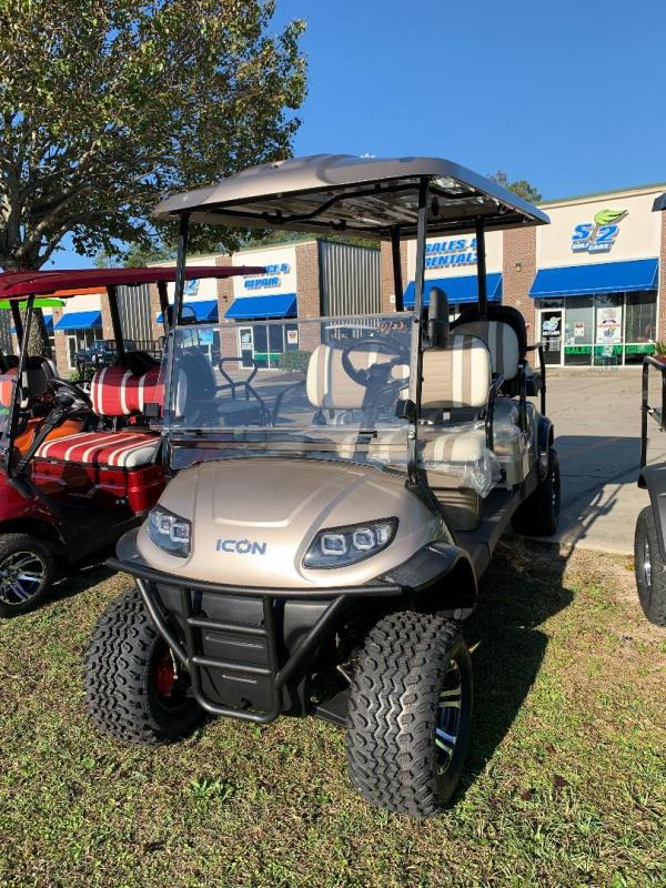 2020 ICON160L Golf Cart