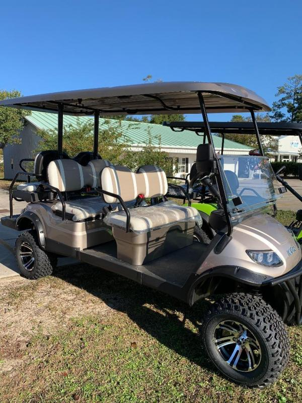 2020 ICON ECON 160L Golf Cart
